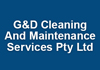 G&D Cleaning And Maintenance Services Pty Ltd