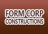Form Corp Constructions