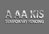 A AA KIS Temporary Fencing