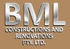 BML CONSTRUCTIONS AND RENOVATIONS PTY. LTD.