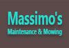 Massimo's Maintenance & Mowing
