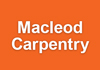 Macleod Carpentry