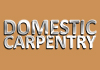Domestic Carpentry