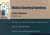 Diakas Electrical Services