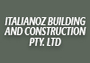ITALIANOZ BUILDING AND CONSTRUCTION PTY. LTD