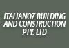 ITALIANOZ BUILDING AND CONSTRUCTION PTY. LTD