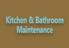 Kitchen & Bathroom Maintenance