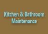 Kitchen & Bathroom Maintenance