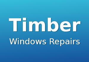 Timber Windows Repairs
