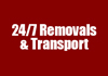 24/7 Removals & Transport