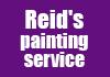 Reid's painting service