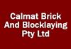 Calmat Brick And Blocklaying Pty Ltd