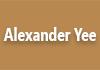 Alexander Yee