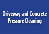 Driveway and Concrete pressure Cleaning