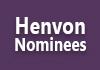Henvon Nominees