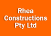Rhea Constructions Pty Ltd