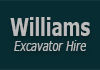 Williams Excavator Hire