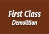 First Class Demolition