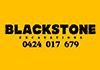 Blackstone Excavations