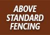 Above Standerd Fencing
