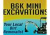 B&K Mini Excavations