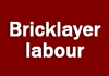 Bricklayer labour