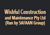 Wishful Construction and Maintenance Pty Ltd (Run by SAFAAN Group