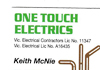 One Touch Electrics