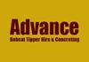 Advance Bobcat Tipper Hire & Concreting