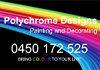 Polychrome Designs Painting and Decorating