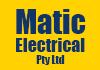 Matic Electrical Pty Ltd