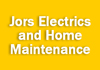 Jors Electrics and Home Maintenance