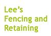Lee's Fencing