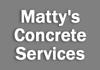 Matty's Concrete Services