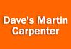 Dave's Martin Carpenter