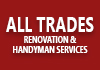 All Trades Renovations & Handyman service