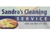 Sandras Cleaning service