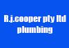 R.j.cooper pty ltd plumbing