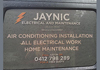 Jaynic Electrical & Maintenance