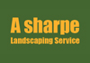 A sharpe and landscaping service
