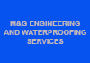 M&G ENGINEERING AND WATERPROOFING SERVICES