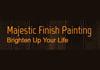 Majestic finish painting