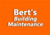 Bert's Building Maintenance