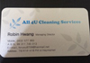 All 4U Cleaning Services