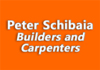 Peter Schibaia Builders and Carpenters