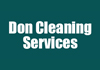 Don Cleaning Services