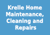 Krelle Home Maintenance, Cleaning and Repairs