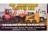 Cap Excavations & Tipper Hire