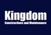 Kingdom Constructions and Maintenance