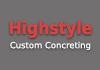 Highstyle Custom Concreting